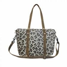 Myra Mini Duffle Bag- Pretty Print