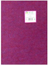 "Rainbow Classic Felt, 9""x12""- Prickly Purple"