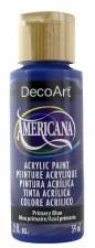 Americana Acrylic Paint, 2oz- Blues: Primary Blue