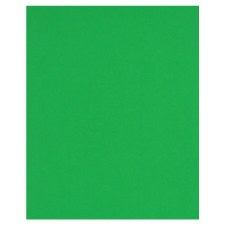 8.5x11 Green Cardstock- Primary Green