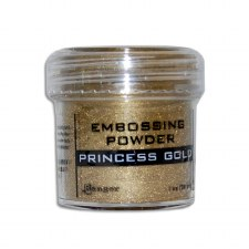 Embossing Powder- Princess Gold