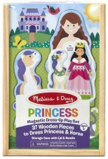 Melissa & Doug Magnetic Dress Up- Princess