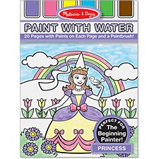 Melissa & Doug Paint with Water- Princess