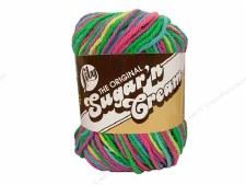 Sugar 'n Cream Yarn- #2600 Psychedelic Ombre