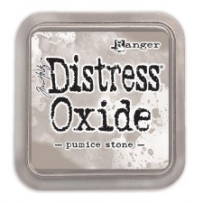 Tim Holtz Distress Oxide- Pumice Stone Ink Pad
