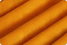 "Cuddle Fleece, 60""- Oranges- Pumpkin"