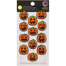 Halloween Icing Decorations- Pumpkins