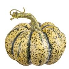 Darice Green Pumpkin - 3.5 Inches