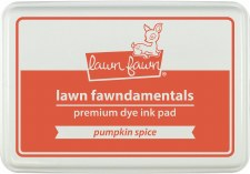 Lawn Fawn Premium Dye Ink- Pumpkin Spice