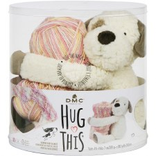 Hug This Yarn Kit- Puppy