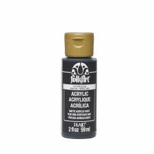 FolkArt 2 Oz. Acrylic Paint- Pure Black