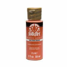 FolkArt 2 Oz. Acrylic Paint- Pure Orange