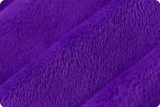"Cuddle Fleece, 60""- Purples- Purple"