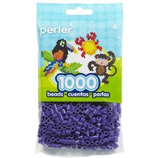 Perler Beads 1000 piece- Purple