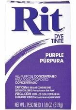 Rit Powder Dye - Purple