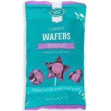 Make 'n Mold Candy Wafers- Vanilla, Purple