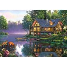 Cabin Fever - 300 Piece Puzzle