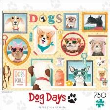 Dogs Rule - 750 Piece Puzzle