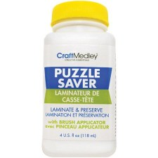 Puzzle Saver Glue 4oz