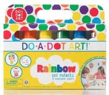 Do-A-Dot Art! Marker Set- Rainbow
