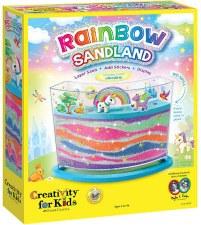 Creativity for Kids Craft Kit- Rainbow Sandland
