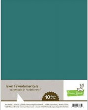 Lawn Fawn Cardstock Pack- Rainforest