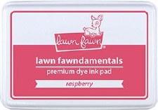 Lawn Fawn Premium Dye Ink- Raspberry