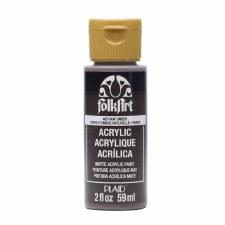 FolkArt 2 Oz. Acrylic Paint- Raw Umber