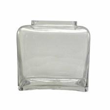Rectangle Glass Vase