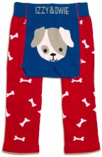 Baby Leggings, Puppy- 6-12m
