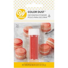Color Dust- Red