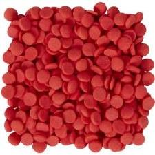 Confetti Sprinkles, 1oz- Red