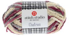 Chateau Yarn- Red Dogwood