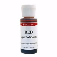 Food Coloring Liquid - Red