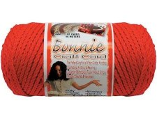 Bonnie 4mm Craft Cord- Red