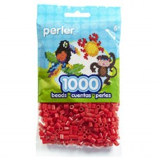 Perler Beads 1000 piece- Red