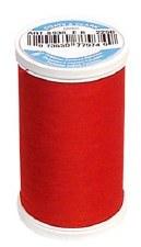 Coats & Clark - Dual Duty XP General Purpose Thread 125yd - Red