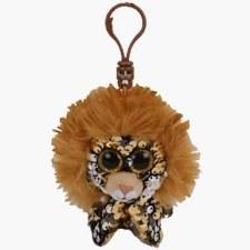 Beanie Flippable Sequins Collecion, Clip- Regal the Lion