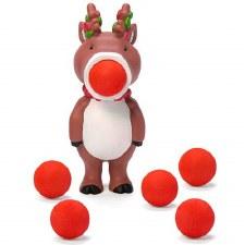 Hog Wild Christmas Popper- Reindeer