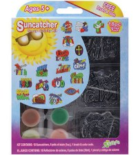 Suncatcher Group Activity Kit- Religious