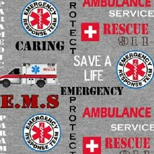 EMS Bolted Fabric- Rescue