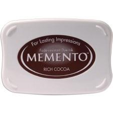 Memento Dye Ink Pad- Rich Cocoa