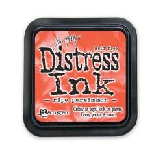 Tim Holtz Distress Ink- Ripe Persimmon Ink Pad