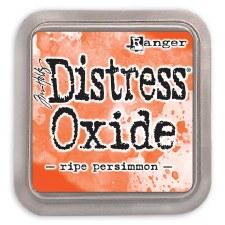 Tim Holtz Distress Oxide- Ripe Persimmon Ink Pad