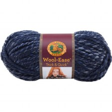 Wool Ease Thick & Quick Yarn- River Run