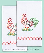 Hand Towels- Rooster