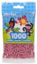 Perler Beads 1000 Piece- Rose