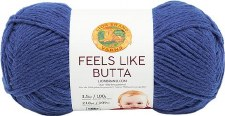 Feels Like Butta Yarn- Royal Blue
