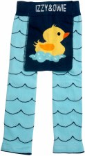Baby Leggings, Rubber Ducky- 6-12m