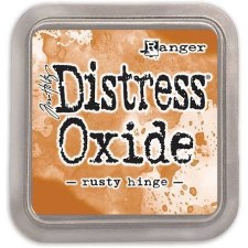 Tim Holtz Distress Oxide- Rusty Hinge Ink Pad